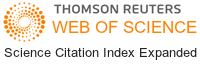 Indexed in Science Citation Index Expanded